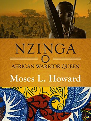 Download PDF Nzinga - African Warrior Queen
