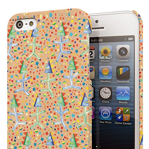 Koveru Back Cover Case for Apple iPhone 5S - All is well Texture