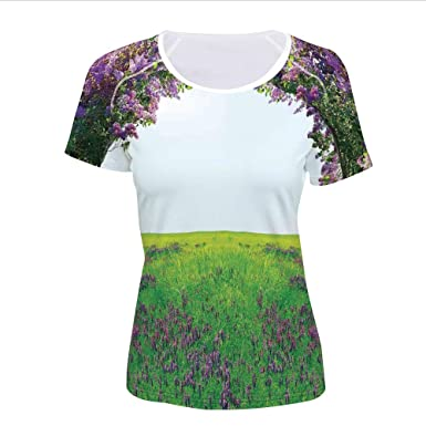 Amazon Com T Shirt Lowers Between Trees Dream Inspirational Habitat