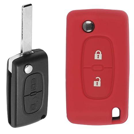 Amazon.com: PhoneNatic – Carcasa de llave de coche funda de ...