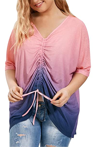 Camisas Mujer Tallas Grandes Camisetas Verano Tiras Tops Cuello V Tunicas Blusas Moda Fiesta Camisas Elegantes