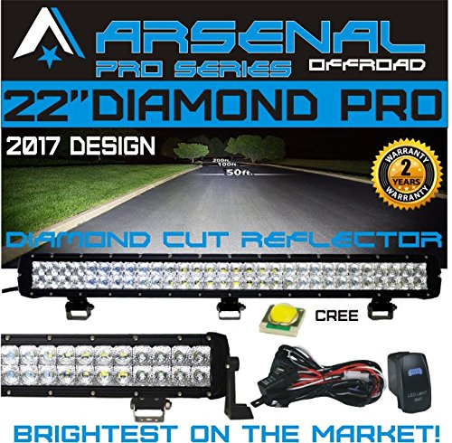 1 22 diamond pro series led light