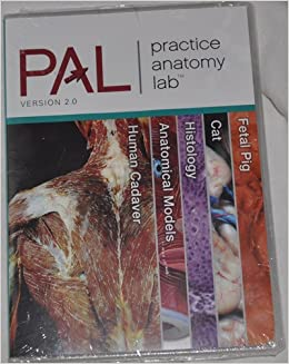 Practice Anatomy Lab 2.0 CD-ROM (standard Valuepack component): Ruth ...