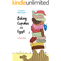 Baking Cupcakes in Egypt