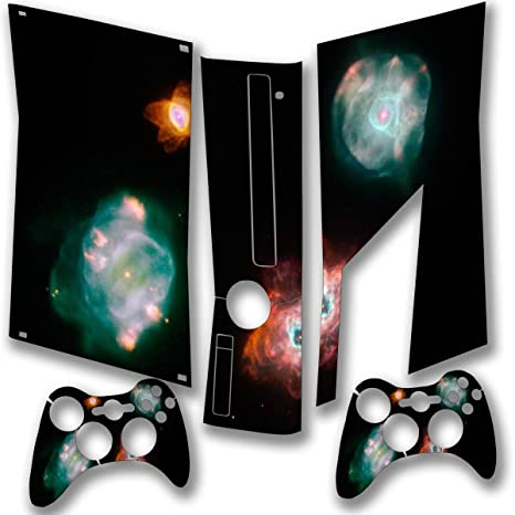 Colección 6, Custom consola Xbox 360 Skin Protector de ...