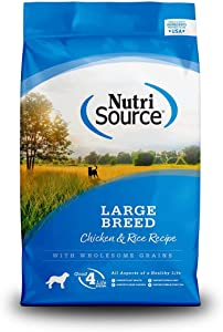 Nutrisource Large Breed Dog Food 30Lb