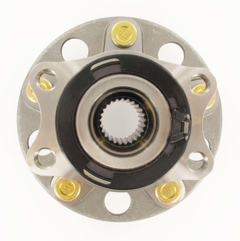 Left and Right 2007 fits Dodge Caliber Rear Wheel Bearing and Hub Assembly Included with Two Years Warranty - Two Bearings Note: AWD