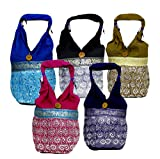 Product review for 10 Handcrafted Belly Dance Sitara Work Wholesale Lot Bags Purse