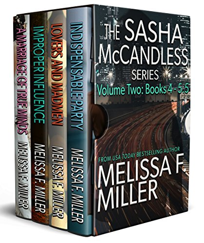 List Of Female Superheroes - The Sasha McCandless Series: Volume 2