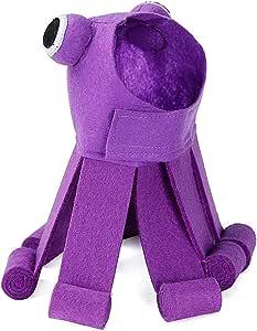 Auplew Cat Headgear Pet Octopus Disfraz Cosplay Sombrero Gatos ...