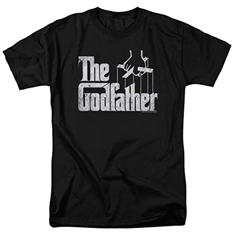 picture of Popfunk The Godfather Movie Logo T Shirt & Exclusive