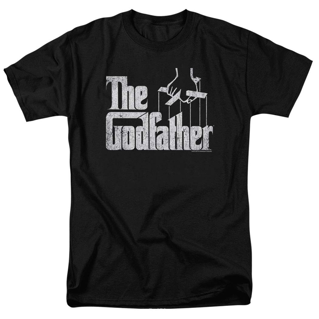 Popfunk The Godfather Movie Logo T Shirt & Stickers
