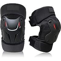 AKT Rodilleras de Moto Protección de Rodilla Guardia