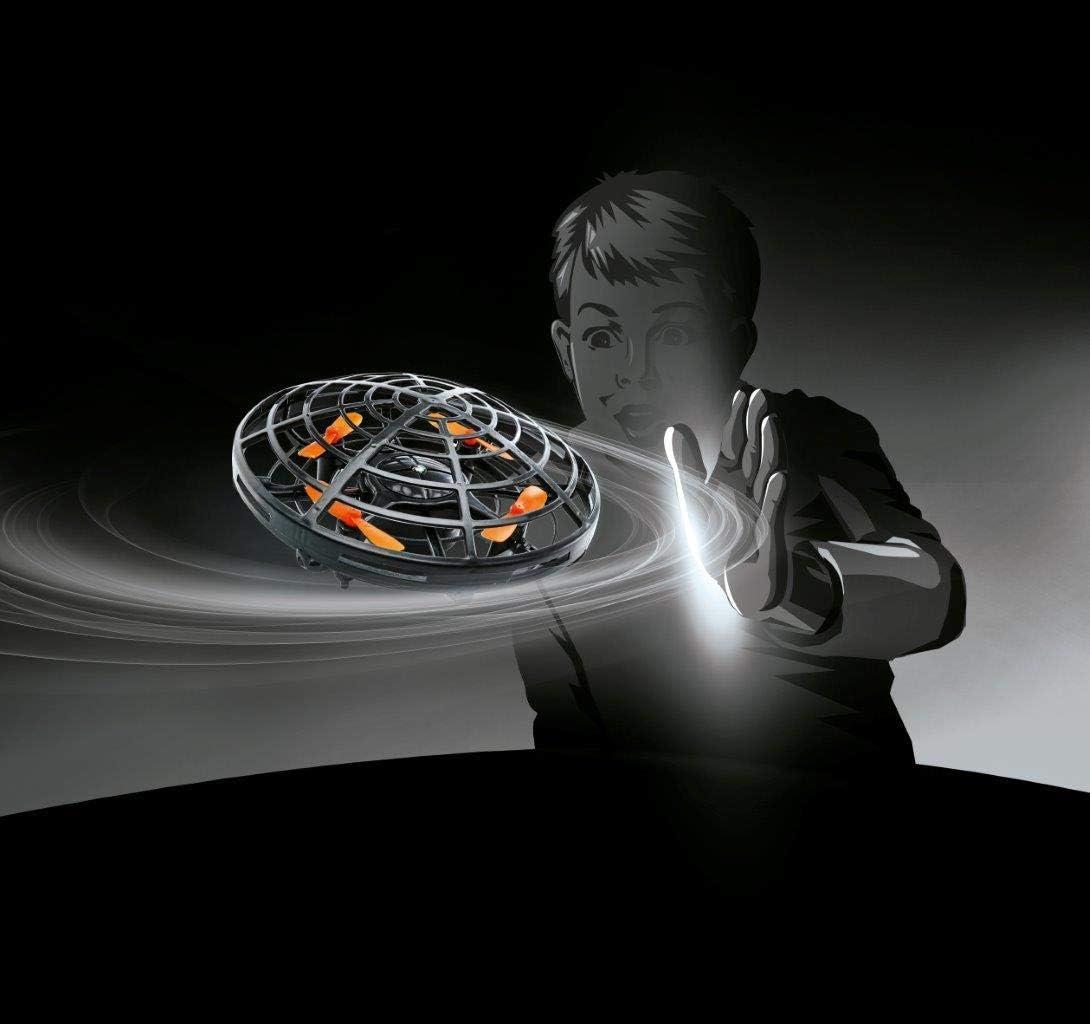 Color negro Magic Mover Quadcopter 24107 Revell Control