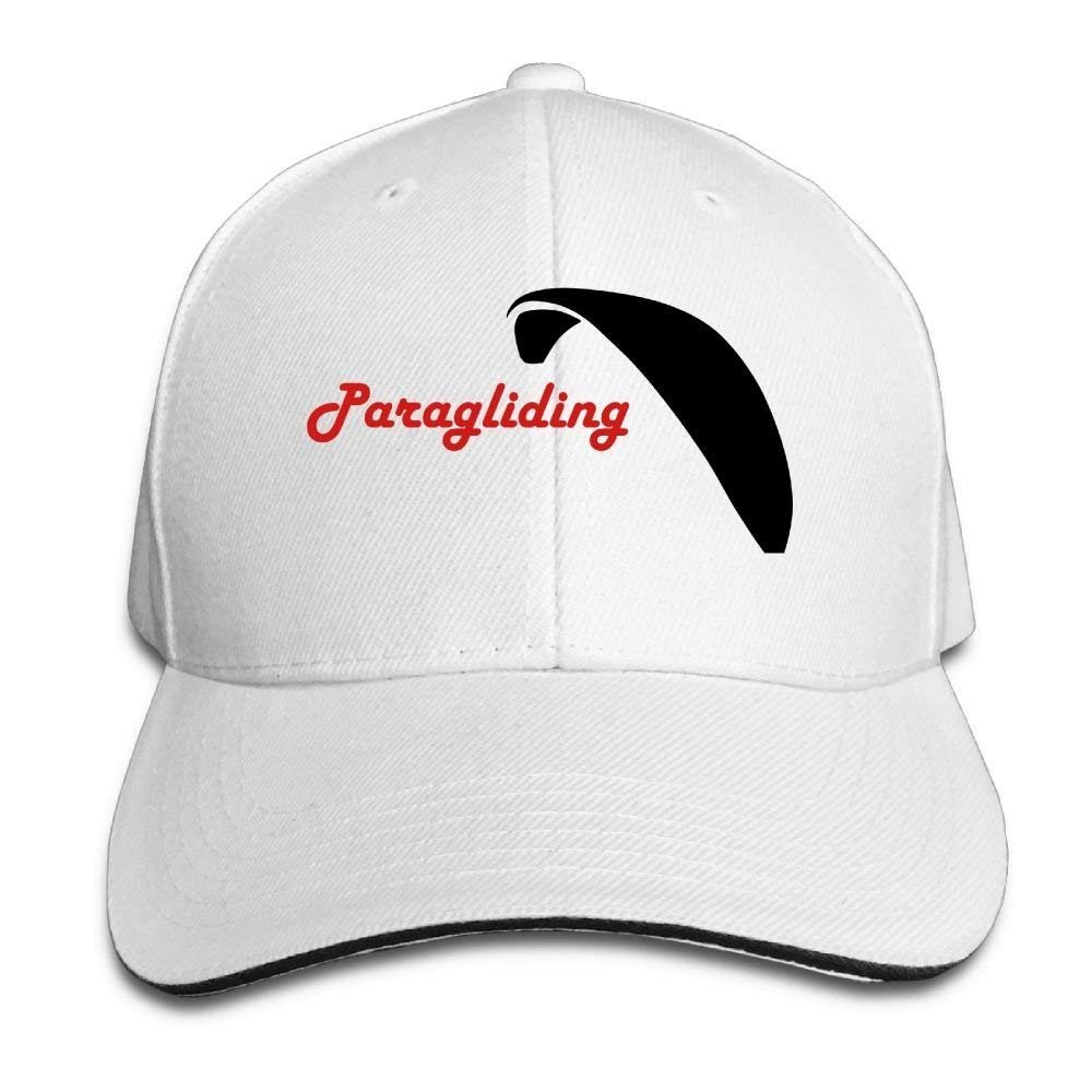 Paragliding Classic 100% Cotton Hat Caps Unisex Fashion Baseball ...