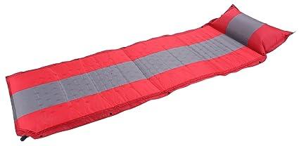 Polar Fire Alfombrilla de dormir autoinflable colchón de ...