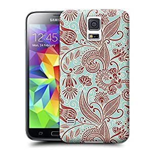 Xuey Stylish and Artisti Fashion Design-63 for Samsung Galaxy S5 Case- Unique design allows easy access to all buttons, controls and ports