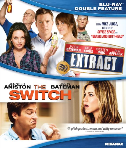 The Switch / Extract - Double Feature [Blu-ray] ()