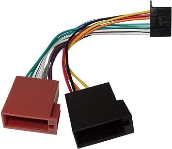 Aerzetix Z3 Iso Konverter Adapter Kabel Radioadapter Radio Kabel Stecker Iso Kabel Verbindungskabel FÃ R Pioneer Auto