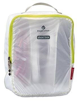 Eagle Creek Pack-it Specter Shoe Sac Bolsa para Zapatos, 41 cm, 2 Litros, White/Strobe