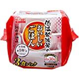SmartBasic 低温製法米のおいしいごはん 国産米100% 角型 150g×24個【Amazon.co.jp限定】