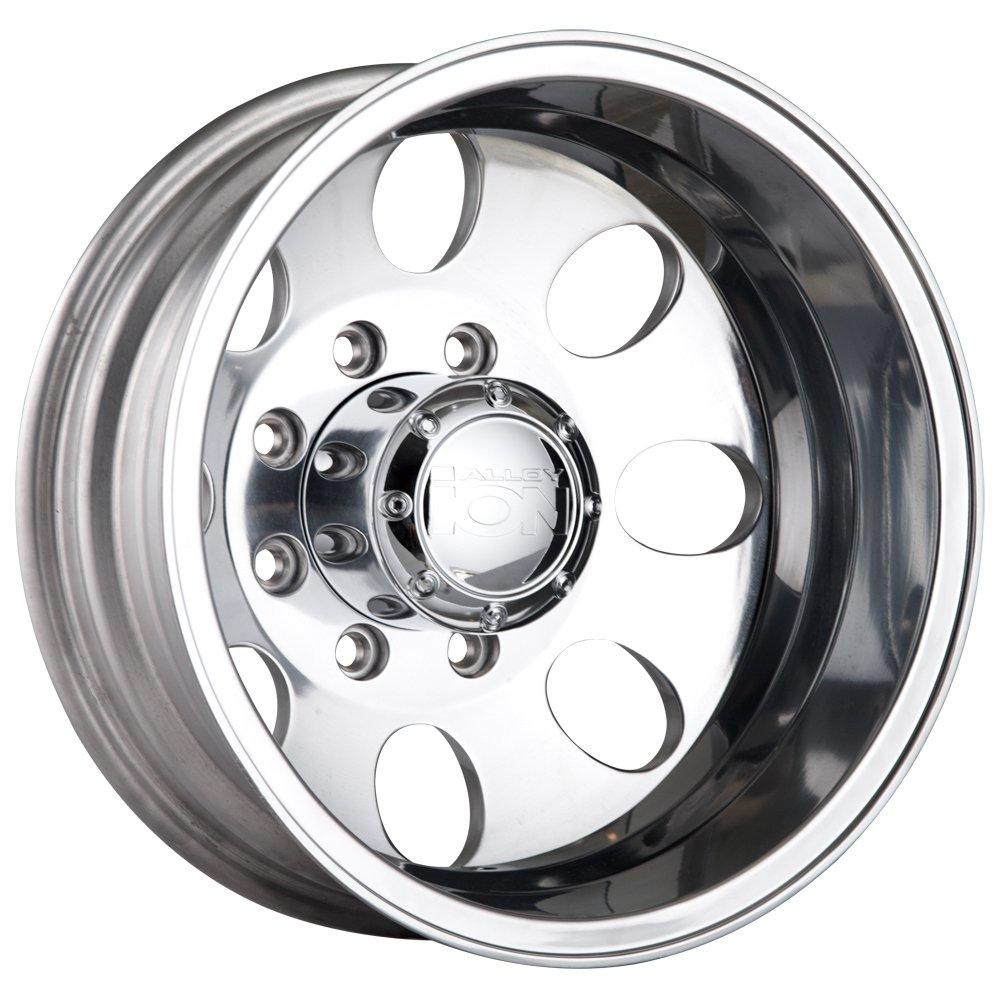 Ion Alloy Dually 167 Polished Wheel (16x6''/8x165.1mm)