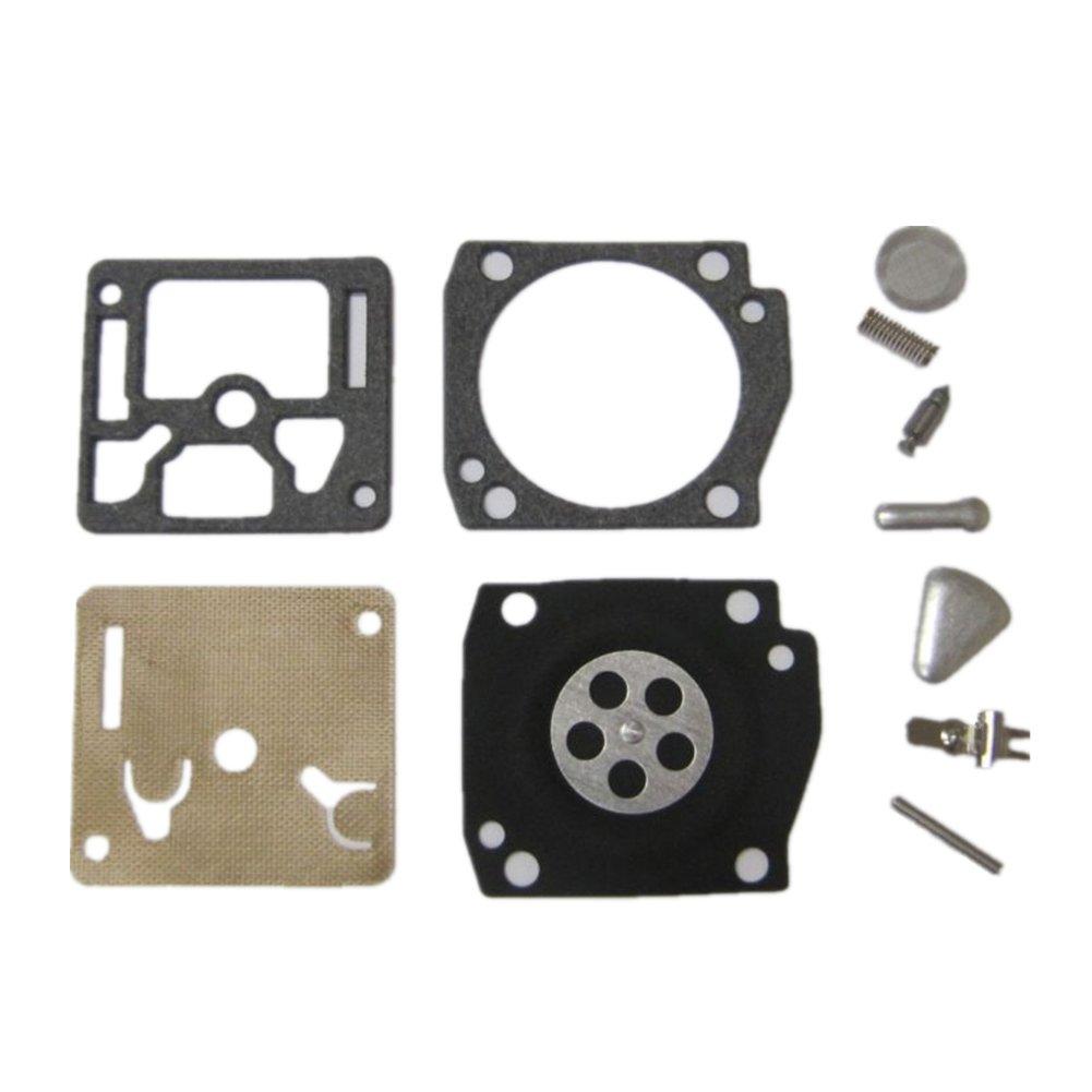 Qazaky carburatore diaframma guarnizione rebuild kit di riparazione per rb-31/Stihl 034/MS290/036/MS310/044/zama C3/A S4/A S19/S25/S26/S27/S31/S38/S39/S52/S65/carburatore