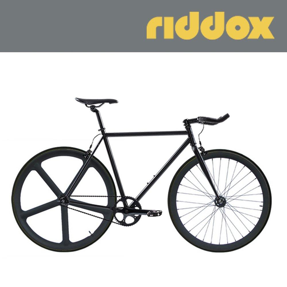 Single Speed Urban Fixie Bike rear gear Cassette Conversion Kit Silver 17T Mr C