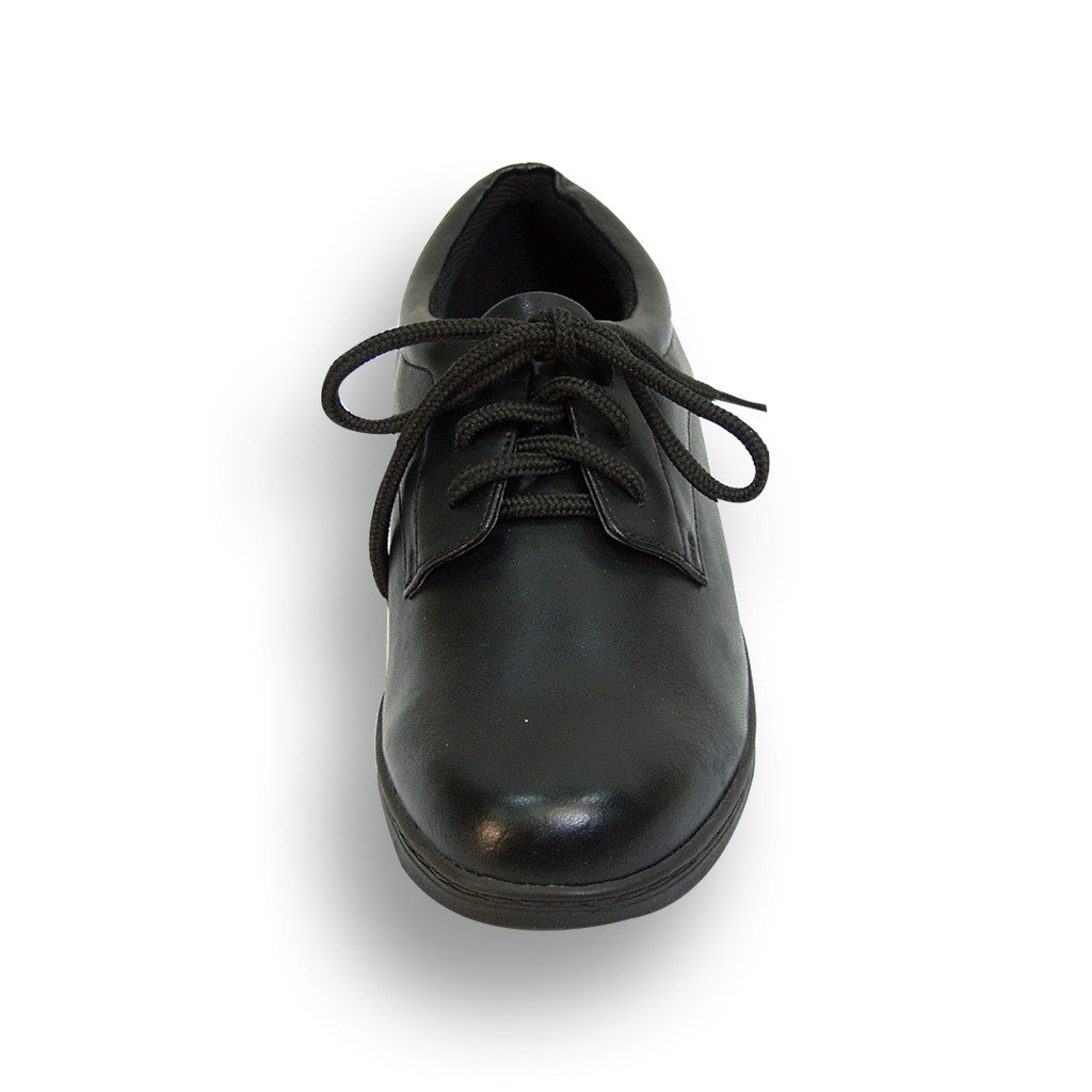 24 Hour Comfort  Alice Women Extra Wide Width Lace up Shoe Black 7.5 by 24 Hour Comfort (Image #3)