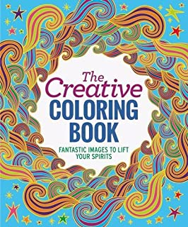the creative coloring book - Vintage Coloring Books