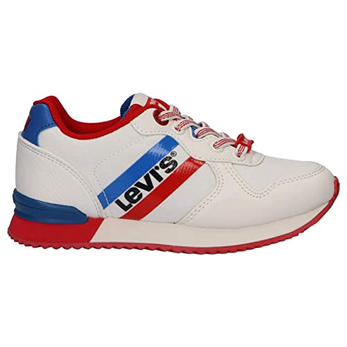 Levis Zapatillas Deporte Vspr0001t Springfield para Niño y Niña: Amazon.es: Zapatos y complementos