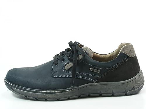 Josef Seibel15513-994261 - zapatos con cordones Hombre , color beige, talla 42