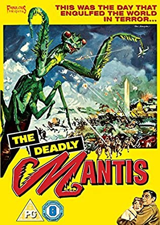 The Deadly Mantis [Import anglais] by Unknown: Amazon.es ...