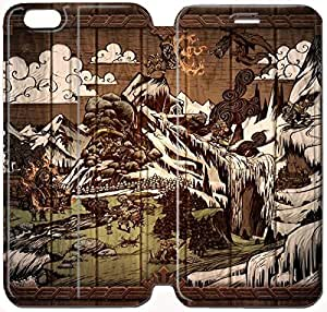 Flip Folio Leather Case for iPhone 6 plus 5.5 inch Cell Phone Case League Of Legends HPM4629025