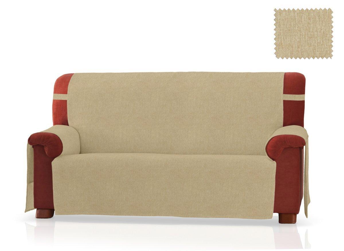 JM Universal Sofa Cover Larissa (2 Seater, Beige) Bartali