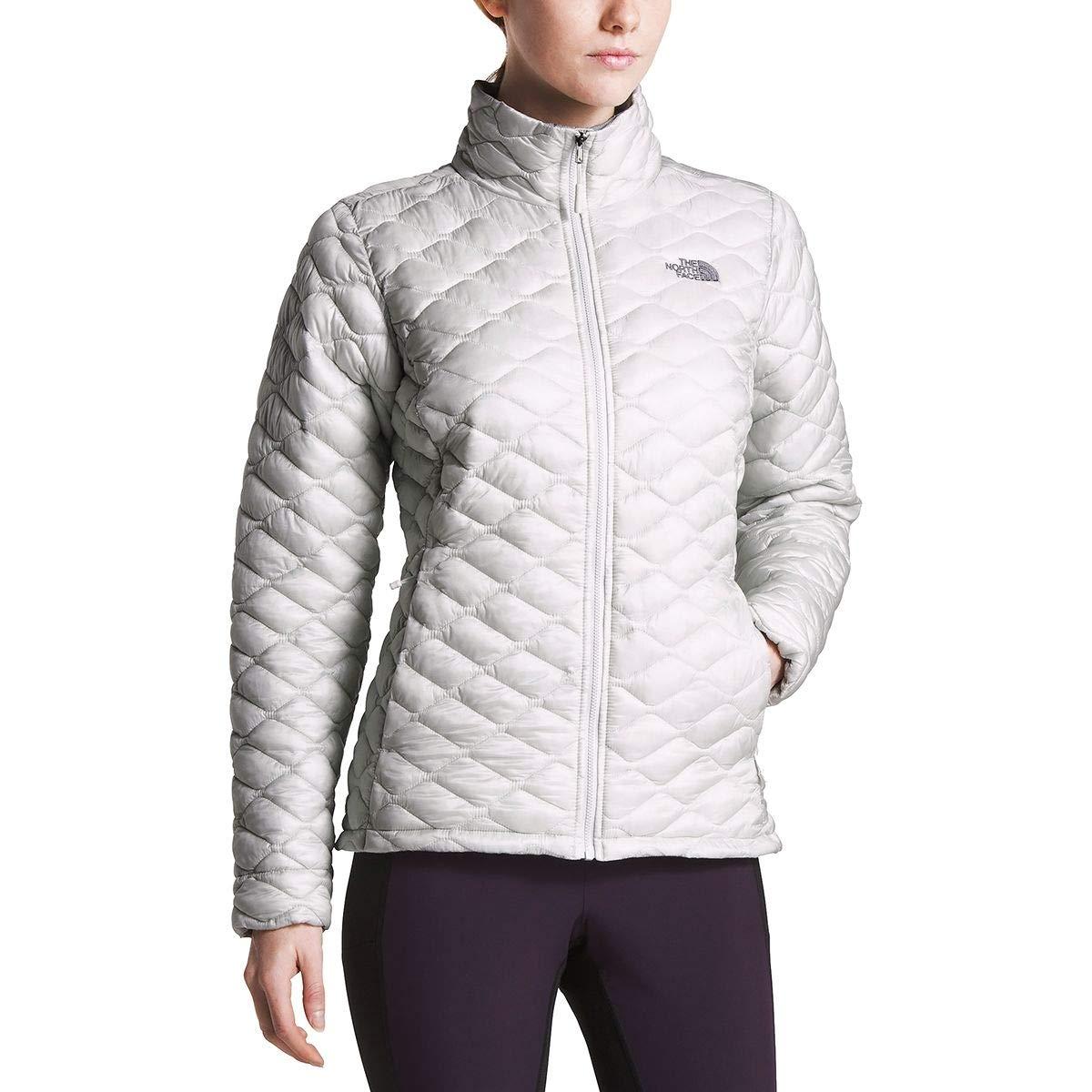 (ザノースフェイス) The North Face ThermoBall Insulated Jacket レディース ジャケットTin Grey [並行輸入品]   B07H58DTCZ