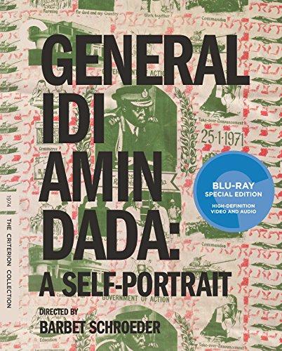 Blu-ray : General Idi Amin Dada: A Self-Portrait (Criterion Collection) (Widescreen)