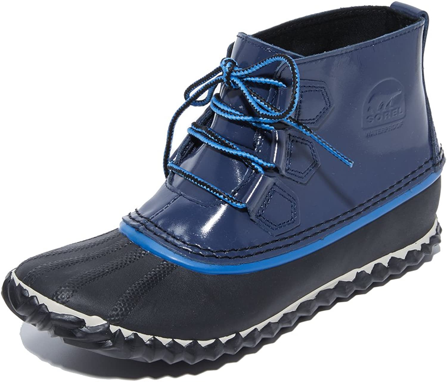 Sorel out N About Leather, Botas Chukka para Mujer Nocturno