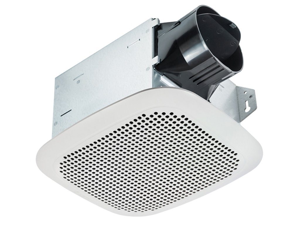 Delta Breez Exhaust Bath Fan with Bluetooth Speaker