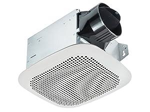 Delta BreezIntegrity ITG70BT 70 CFM Exhaust Bath Fan with Bluetooth Speaker