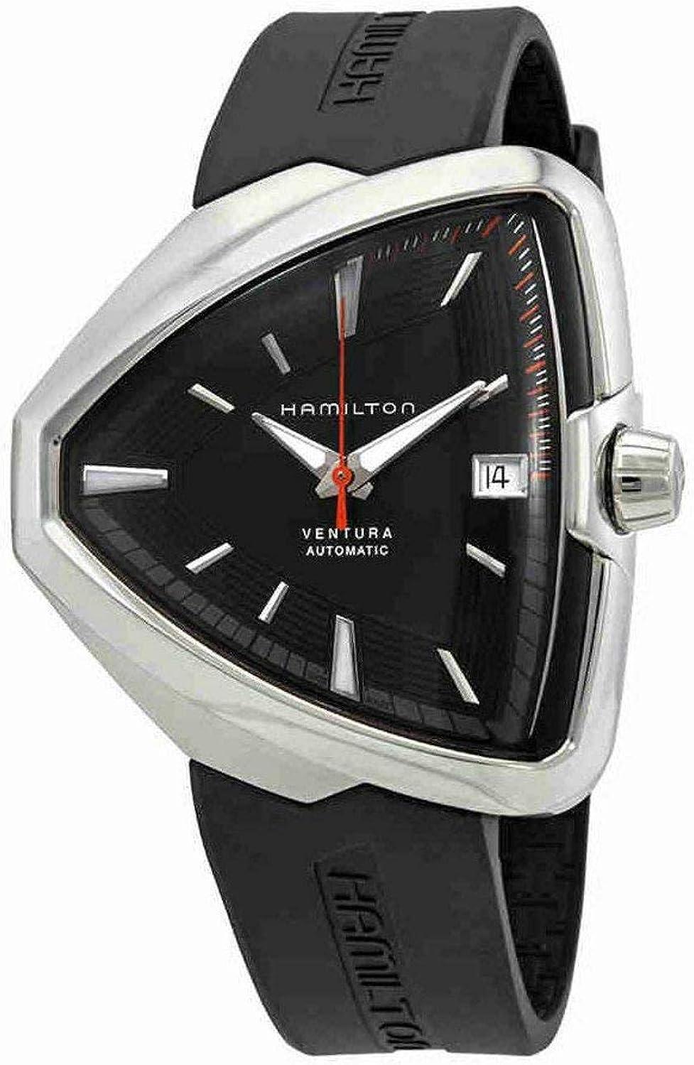 Hamilton Ventura Elvis80 - Reloj automático asimétrico para hombre H24555331