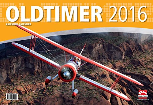 Oldtimer Flugzeuge & Warbirds Kalender 2016