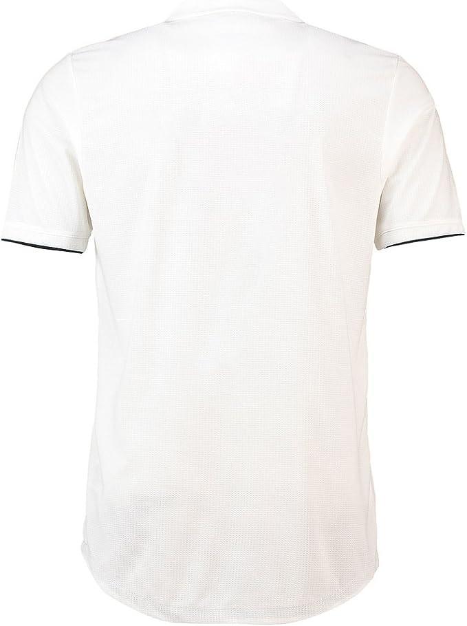 Real Madrid C.F.. Camiseta 1/ºEQUIPO Sergio Ramos Real Madrid JR 2018-2019 Adulto-Incluye Cintur/ón Durabol