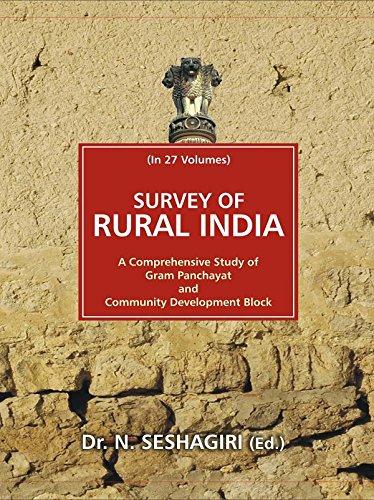 Read Online Survey Of Rural India (Uttar Pradesh), Part-I, 15Th ebook