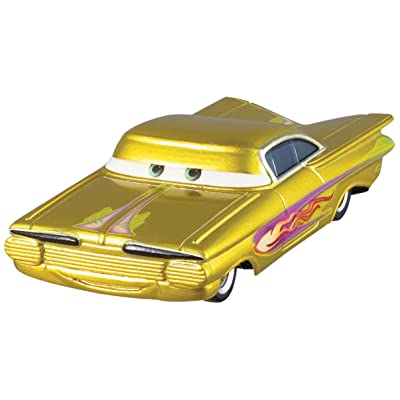 Disney/Pixar Cars Ramone Yellow Diecast Vehicle: Toys & Games