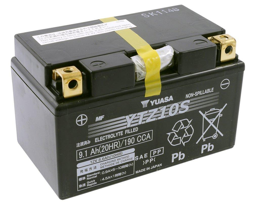 Brutale 750 ccm ann/ée de construction 04 Batterie YUASA YTZ10S sans entretien pour MV AGUSTA F4