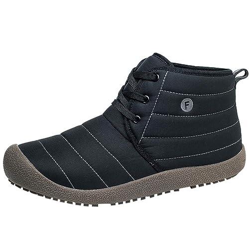 Zapatillas Running Hombre Deportivas Hombre Ofertas Botines Impermeables De Algodón para Hombres Zapatos Deportivos De Matorral