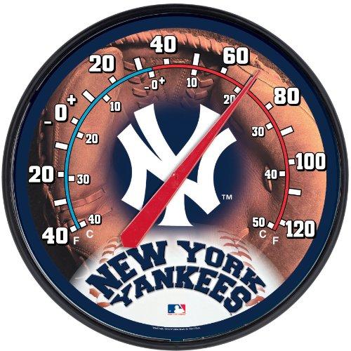 MLB New York Yankees Thermometer