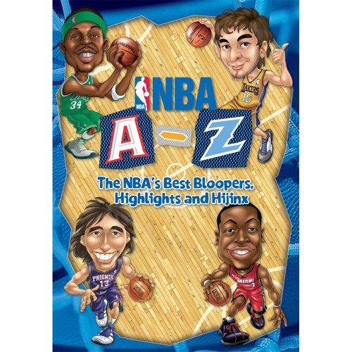 - NBA A-Z: The Best Bloopers, Highlights and Hijinx