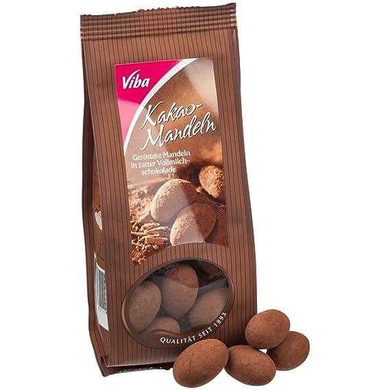 Viba - Bolsa de almendras con chocolate - 100 g